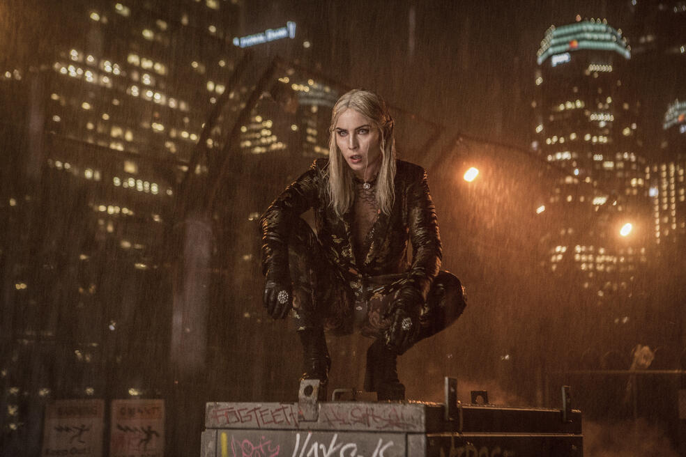 Bright mit Noomi Rapace