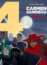 Carmen Sandiego - Staffel 4 - Poster