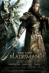 The Lost Bladesman - Poster