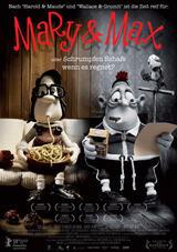 Mary & Max - oder: Schrumpfen Schafe, wenn es regnet? - Poster