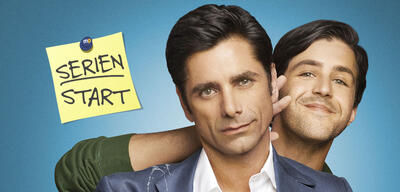 John Stamos und Josh Peck in Grandfathered