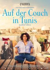 Auf der Couch in Tunis - Poster
