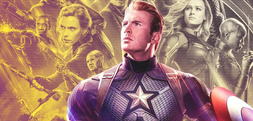 Captain America in Avengers 4