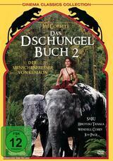 Das Dschungelbuch 2 - Der Menschenfresser von Kumaon - Poster
