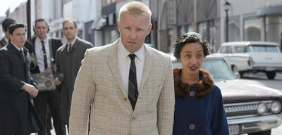 Joel Edgerton und Ruth Negga in Loving