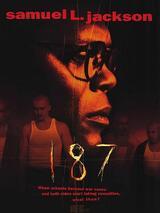 187 - Eine tödliche Zahl - Poster