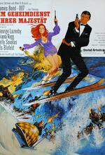 James Bond 007 - Im Geheimdienst Ihrer Majestät Poster
