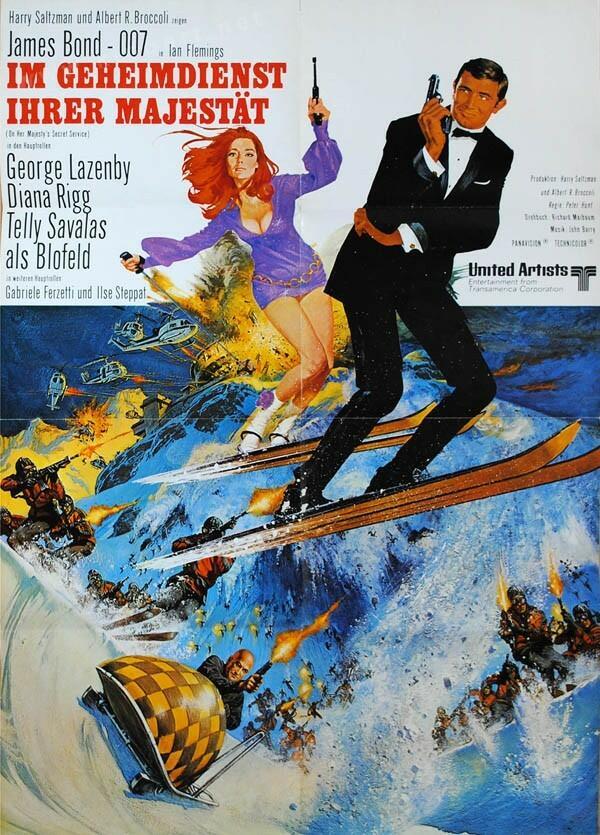 James Bond Im Geheimdienst Ihrer Majestät Stream