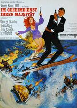 James Bond 007 - Im Geheimdienst Ihrer Majestät - Poster