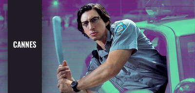 Adam Driver in The Dead don't die