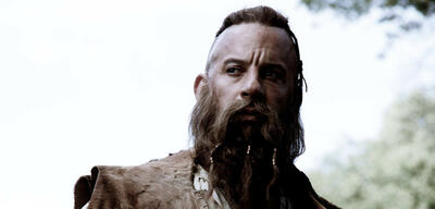 Vin Diesel in The Last Witch Hunter
