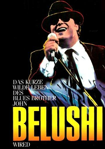 Belushi - Wired