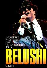 Belushi - Wired - Poster