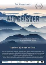 Alpgeister - Poster