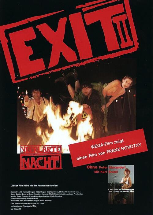 Exit II - Verklärte Nacht