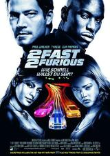 2 Fast 2 Furious - Poster