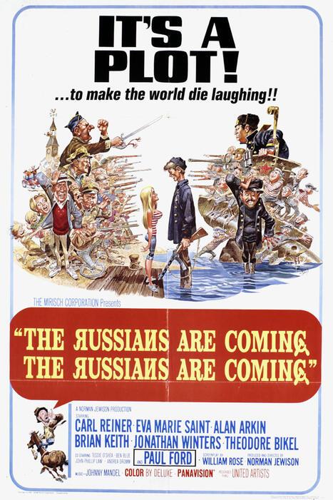 Die Russen kommen! Die Russen kommen!