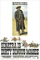 Dirty Dingus, der scharfe Bandit - Poster