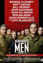 Monuments Men - Ungewöhnliche Helden Poster