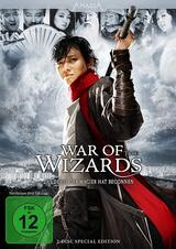 War of the Wizards - Poster