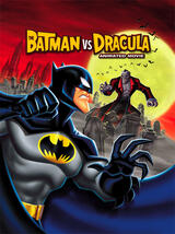 The Batman vs Dracula: The Animated Movie - Poster