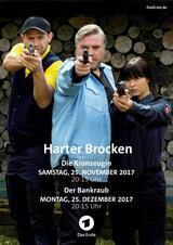 Harter Brocken: Der Bankraub - Poster