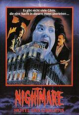 Nightmare - Hotel des Grauens - Poster