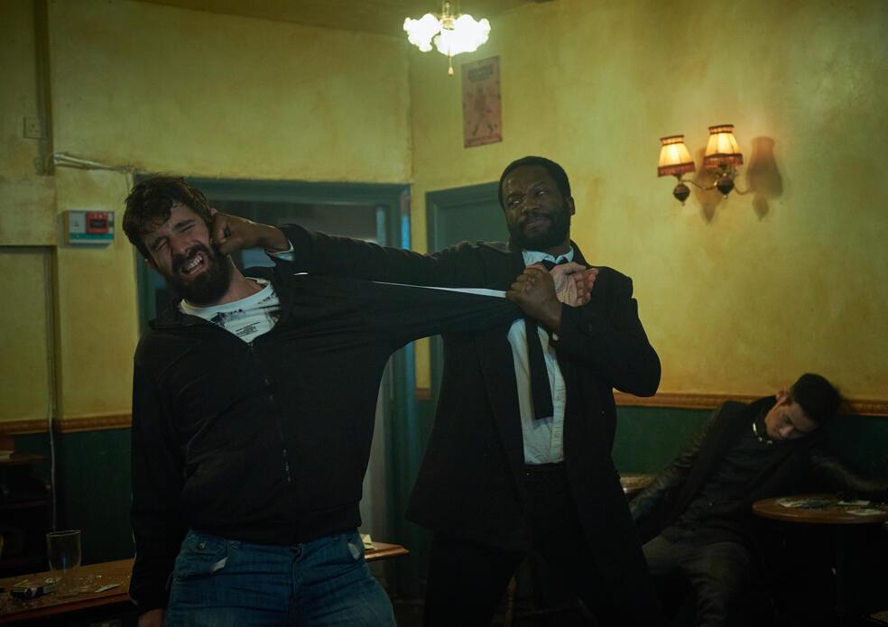 Gangs of London, Gangs of London - Staffel 1 mit Sope Dirisu