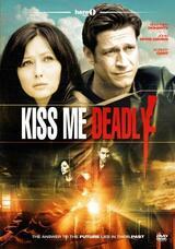 Kiss Me Deadly - Codename: Delphi - Poster