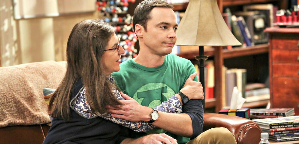 Und in erstes welcher haben amy ihr mal sheldon folge Sheldon und