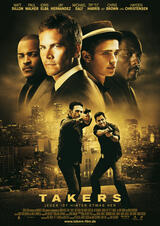 Takers - Poster