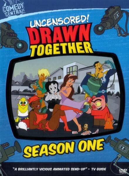 drawn together deutsch stream