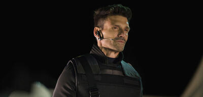 Frank Grillo in Captain America: Winter Soldier