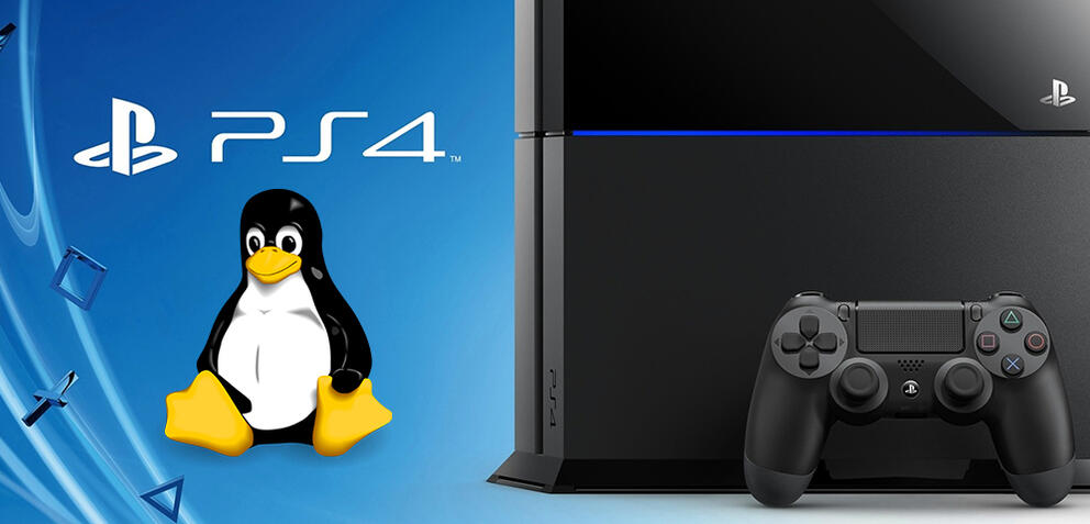 Linux hat es auf die PS4 geschafft