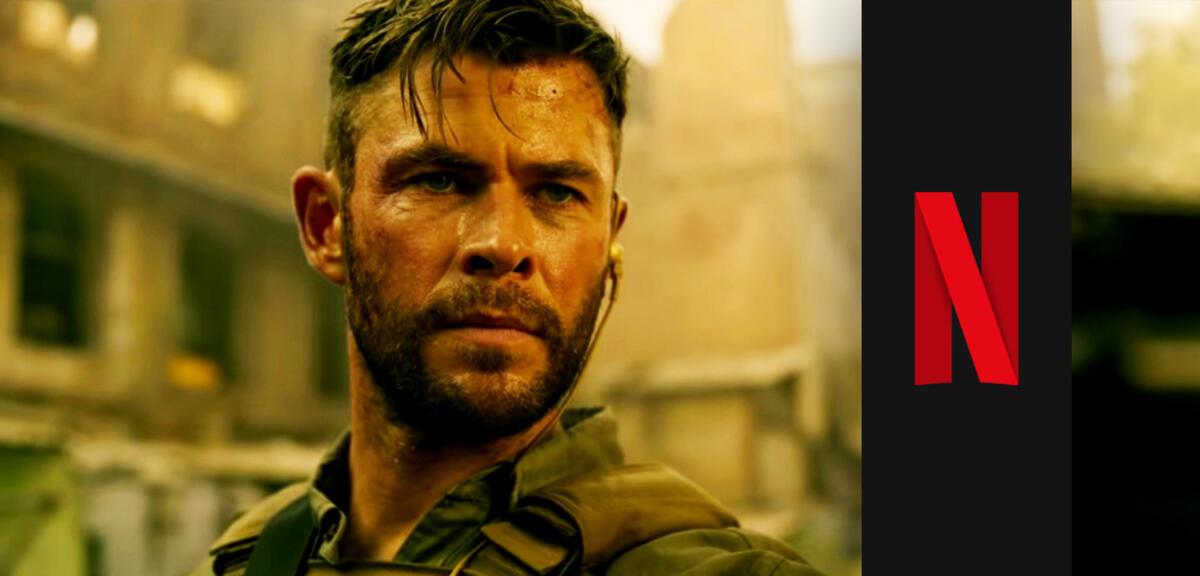 Actionfeuerwerk der Avengers-Macher: Chris Hemsworth in rasantem Netflix-Trailer