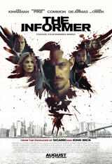 The Informer - Poster
