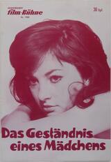Das Geständnis eines Mädchens - Poster
