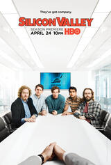 Silicon Valley - Staffel 3 - Poster