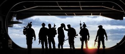In Act of Valor gibt es echte Navy SEALS zu bestaunen