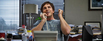 The Big Short mit Christian Bale