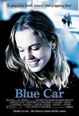 Blue Car - Poesie des Sommers - Poster