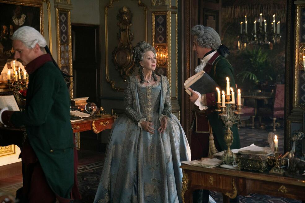 Catherine the Great, Catherine the Great - Staffel 1 mit Helen Mirren