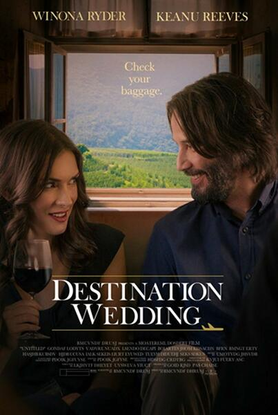 Destination Wedding mit Keanu Reeves und Winona Ryder