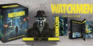 Die Rorschach Bust Edition von Watchmen