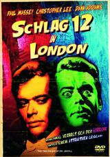 Schlag 12 in London - Poster