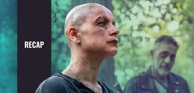 The Walking Dead - Staffel 10, Folge 11:Von Angesicht zu Angesicht