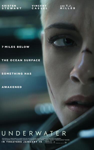 Underwater mit Kristen Stewart
