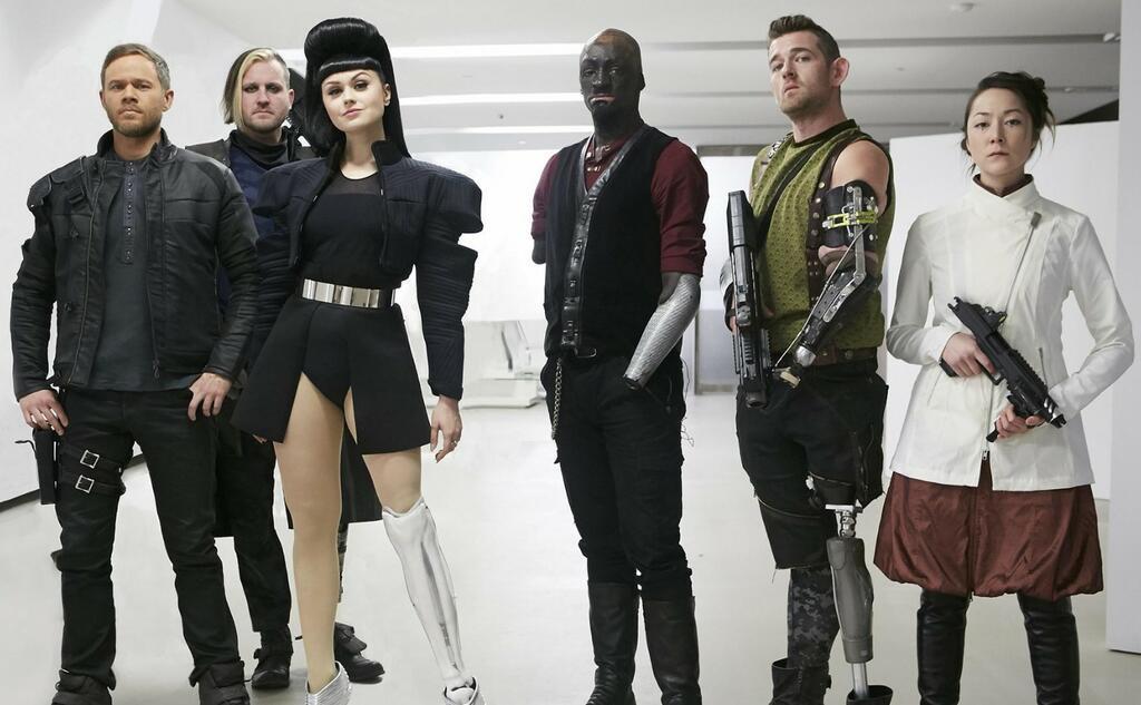 Killjoys S03 Trailer English Hd