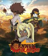 Cannon Busters - Staffel 1 - Poster