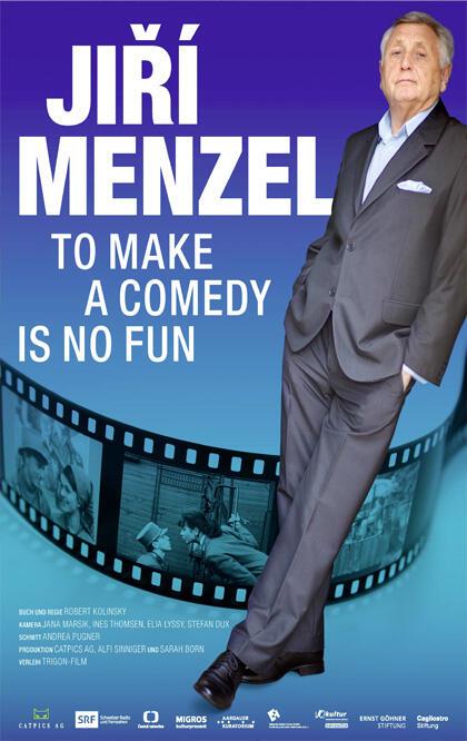 Jiří Menzel - To Make a Comedy Is No Fun